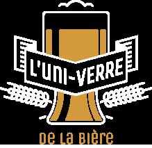 L'UNI-VERRE de la bière Logo