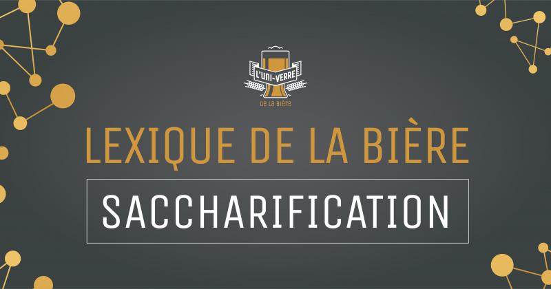 saccharification